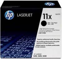 Original HP Laserjet Toner Q6511X black - Neu & OVP