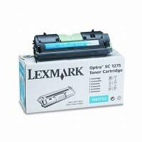 Lexmark Toner 1361752 cyan - reduziert