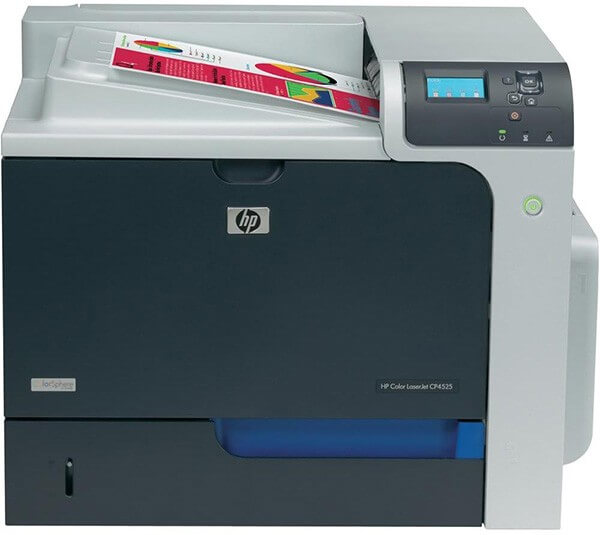 HP Color Laserjet CP4525dn - CC494A
