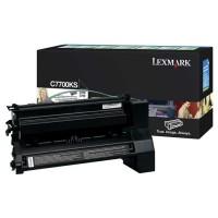 Lexmark Toner C7700KS black