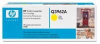 Original HP Color Laserjet Toner Q3962A yellow - Neu & OVP