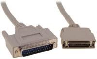 Druckeranschlusskabel mini Parallel auf Parallel