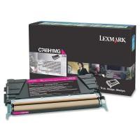 Lexmark Toner C748H1MG magenta