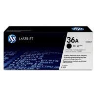 Original HP Laserjet Toner CB436A black - Neu & OVP