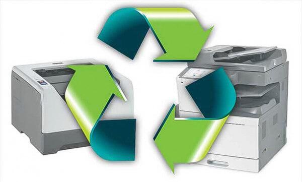 recycling-drucker