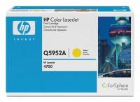 HP Color Laserjet Toner Q5952A yellow - Neu & OVP