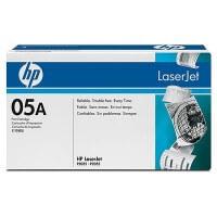 Original HP Laserjet Toner CE505A black - Neu & OVP