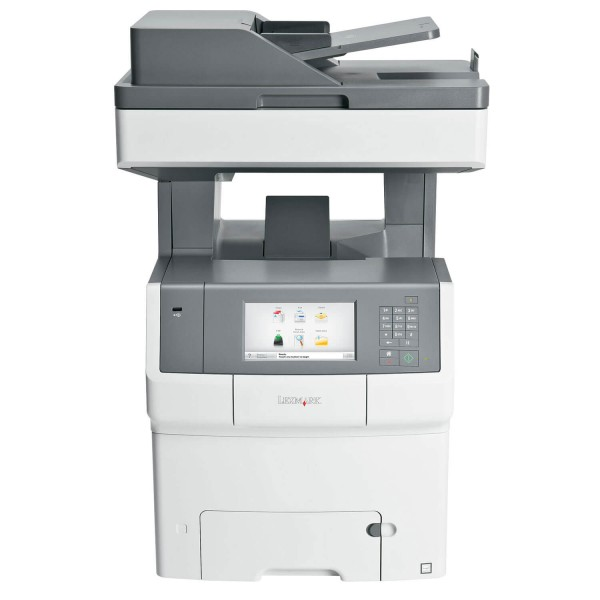 Lexmark XS748de MFP Farb- Multifunktionsdrucker