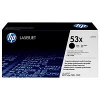 Original HP Laserjet Toner Q7553X black - Neu & OVP