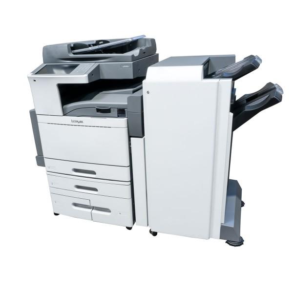 Lexmark X950DN inkl. 3.500 Blatt Stapelfach