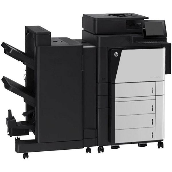 HP Color Laserjet Enterprise Flow M880z mit Stapelfach A2W80A