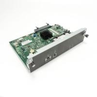 HP Formatter Board für M806 mit LAN und 320 GB HDD