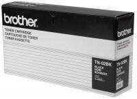 Brother Toner TN02-BK black - reduziert