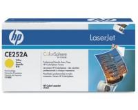HP Color Laserjet Toner CE252A yellow - reduziert