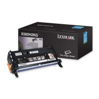Lexmark Toner X560H2KG black