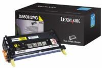 Lexmark Toner X560H2YG yellow
