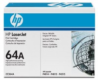 Original HP Laserjet Toner CC364A black - Neu & OVP