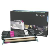 Lexmark Toner C5200MS magenta