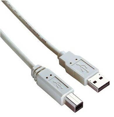 Druckeranschlusskabel USB