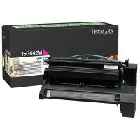 Lexmark Toner 15G042M magenta - reduziert