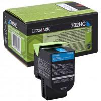 Lexmark Toner 70C2HC0 cyan