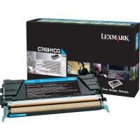 Lexmark Toner C748H3CG cyan