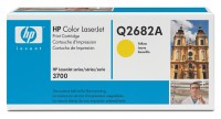 HP Color Laserjet Toner Q2682A yellow