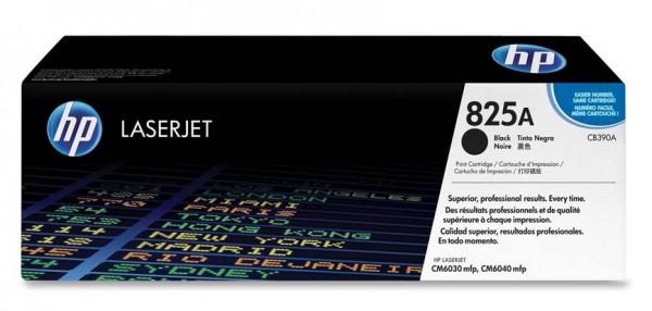 HP Color Laserjet Toner CB390A black