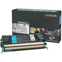 Lexmark Toner C5340CX cyan - reduziert