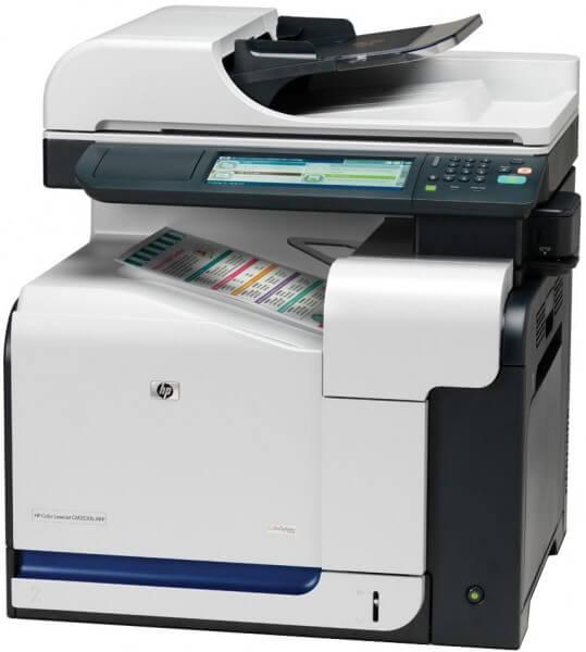 HP Color Laserjet CM3530fs MFP - CC520A