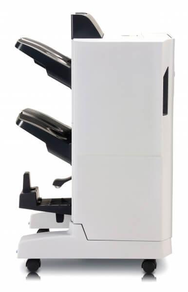 HP Broschüren Finisher mit 2.000 Blatt Ablage - CC516A - Neu & OVP