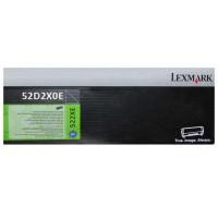 Lexmark Toner 52D2X0E black