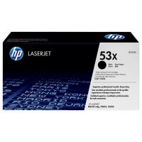 Original HP Laserjet Toner Q7553X black - reduziert
