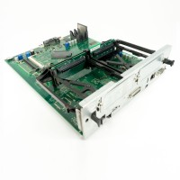 HP Color Laserjet 4700DN Formatter Board mit USB und LAN