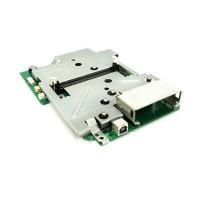 HP Laserjet 1300 Formatter Board mit USB - Anschluss und Netzwerksteckplatz