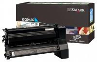 Lexmark Toner 15G042C cyan