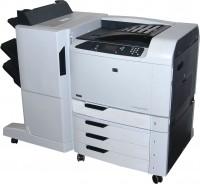 HP Color Laserjet CP6015xh inkl. 3-fach Stapelfach mit Hefteinrichtung - Q3934A