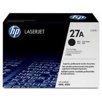 Original HP Laserjet Toner C4127A black - reduziert