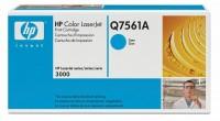 HP Color Laserjet Toner Q7561A cyan