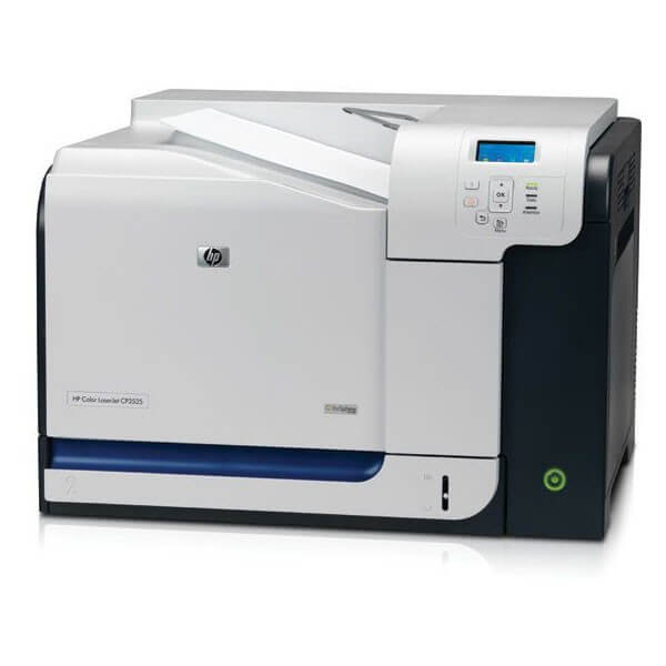 HP Color Laserjet CP3525N - CC469A