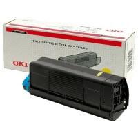 OKI Toner 42804505 yellow - reduziert