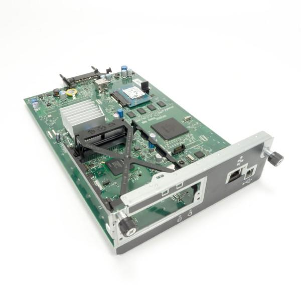 HP Formatterboard mit LAN für HP CP5525